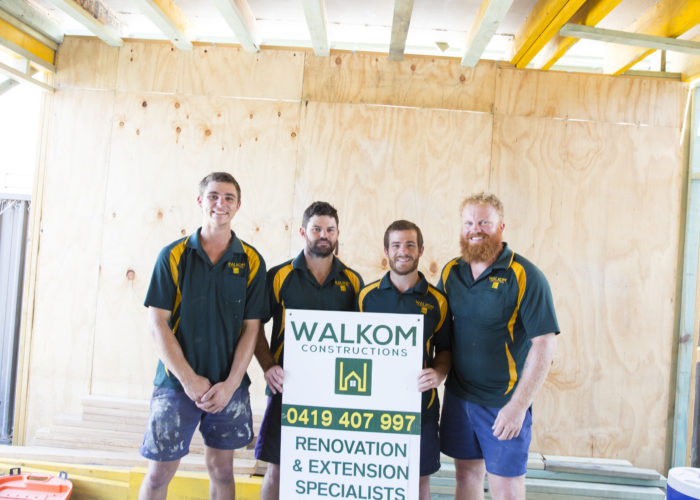 Walkom Constructions Experts