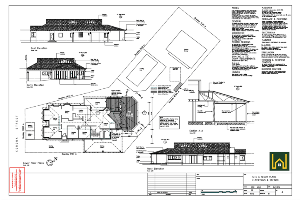 home extensions plans