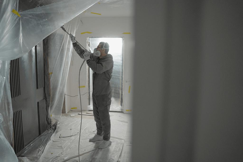 Home Renovators - It will get messy